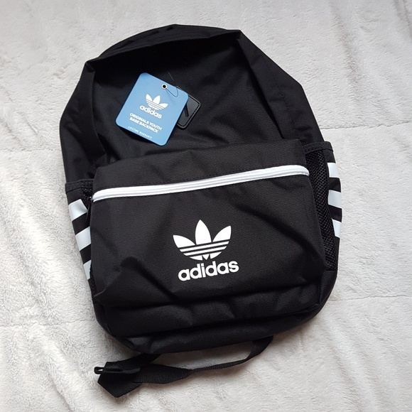 2f207d74c0 Adidas Originals Base Backpack Black White Unixex